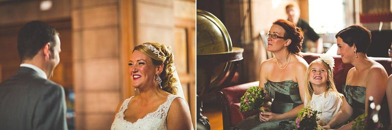 wedding at Bamburgh Castle