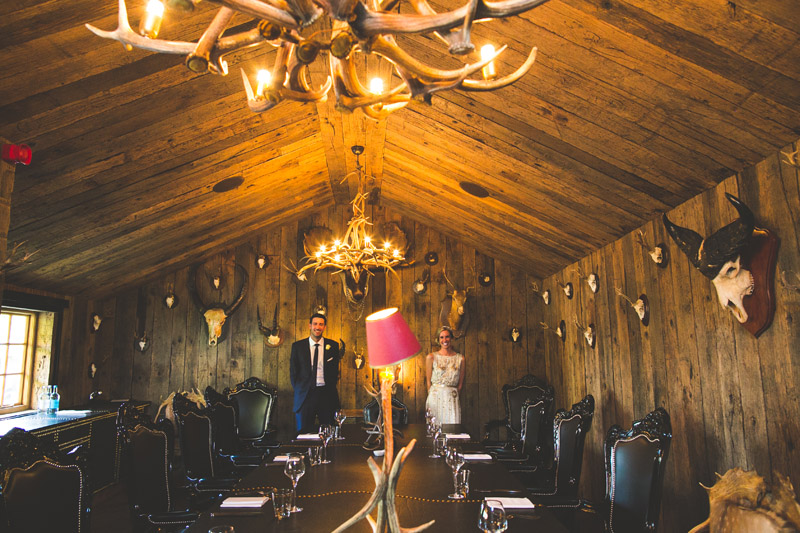 The Crazy Bear Wedding