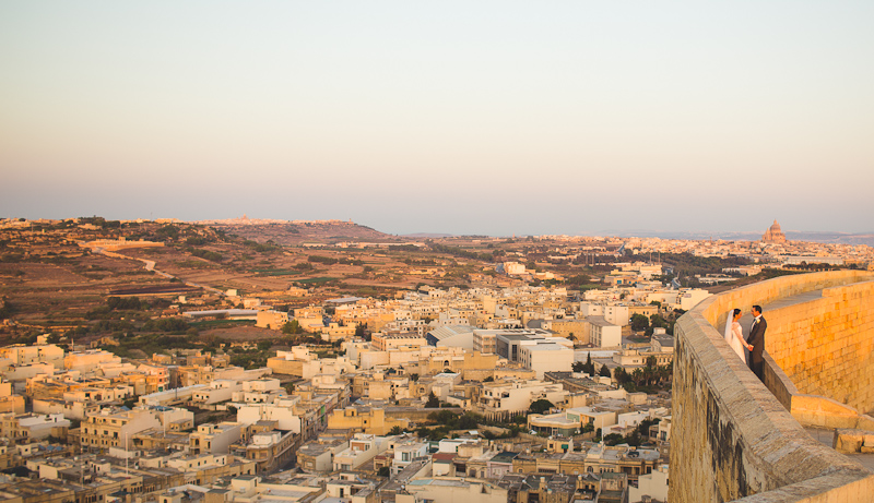 Gozo Citadel wedding