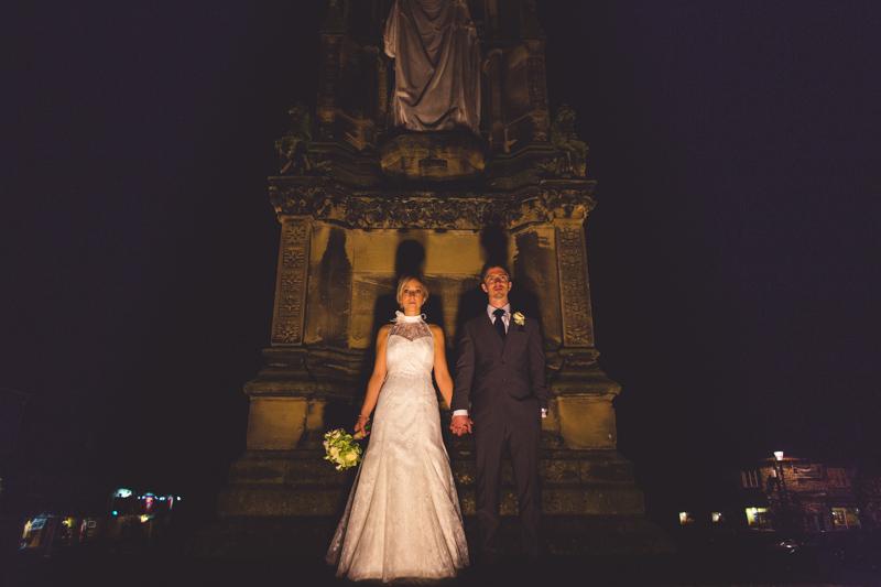 Helmsley wedding