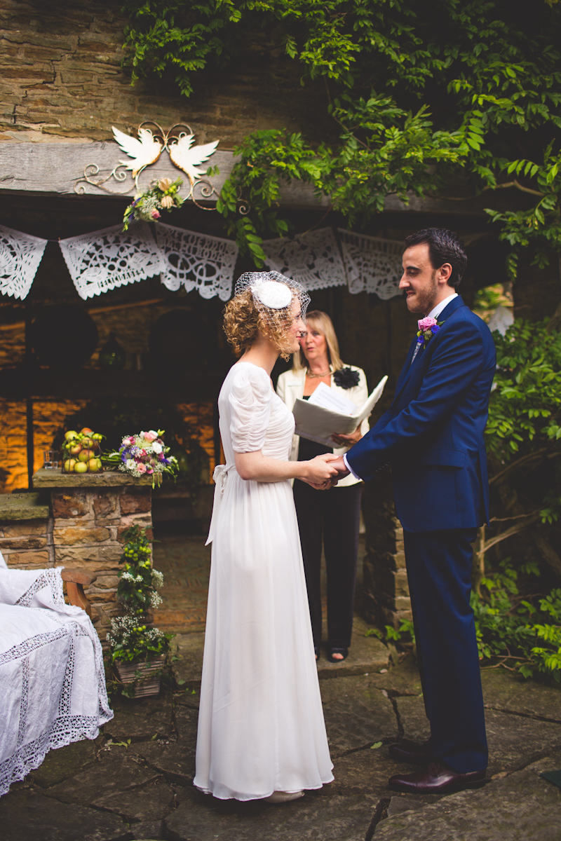 Woodthorpe Hall wedding