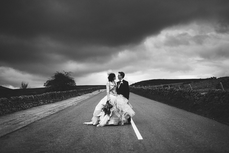 Yorkshire contemporary wedding photographer