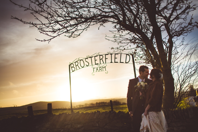 Brosterfield farm