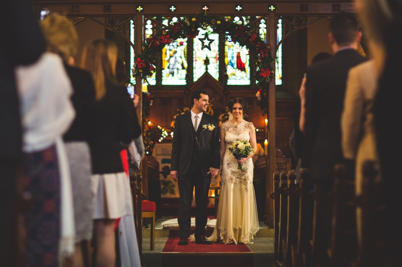 Dore Church wedding