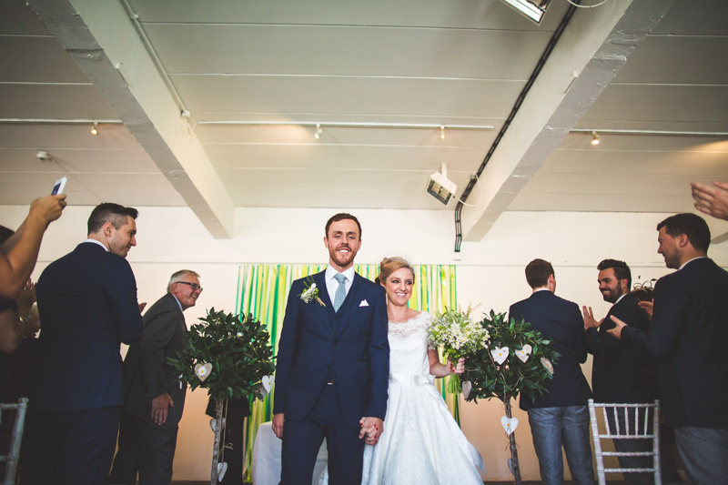 quirky Liverpool wedding venue Camp and Furnace wedding in Liverpool
