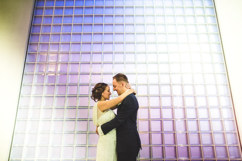 Millennium Gallery wedding in Sheffield