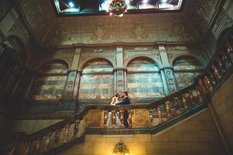 wedding Sheffield Town Hall