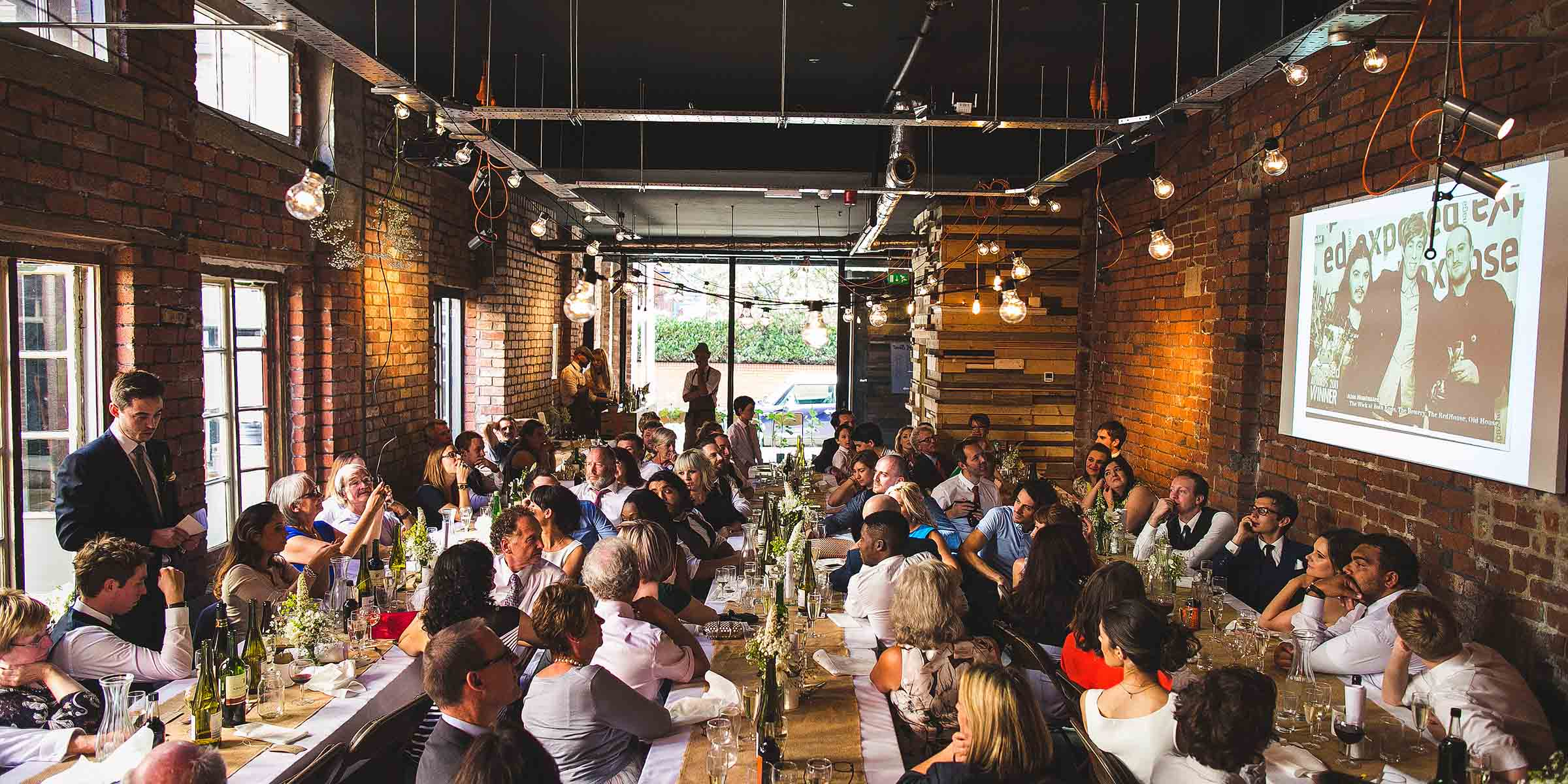 Wedding Reception Decorations Sheffield City Centre