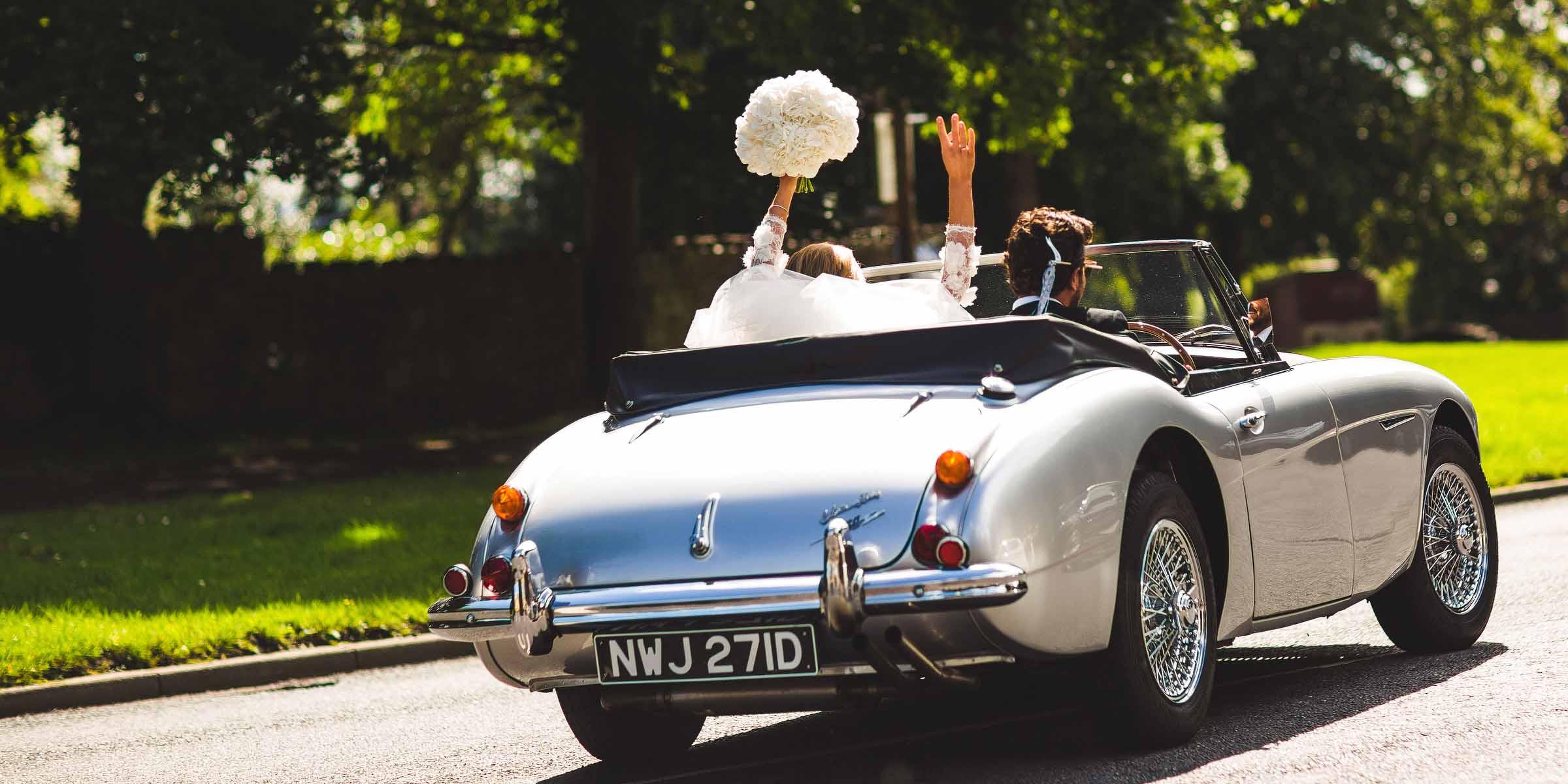 Peak Wedding Car Hire