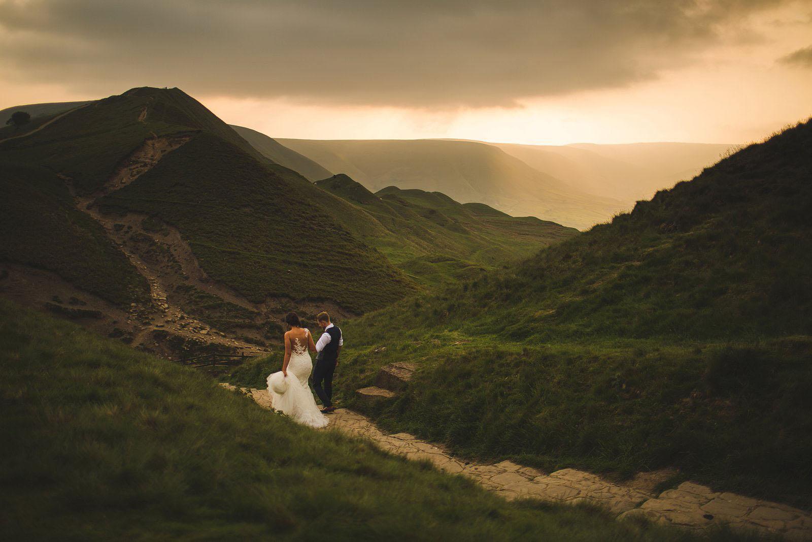 losehill house peak district wedding