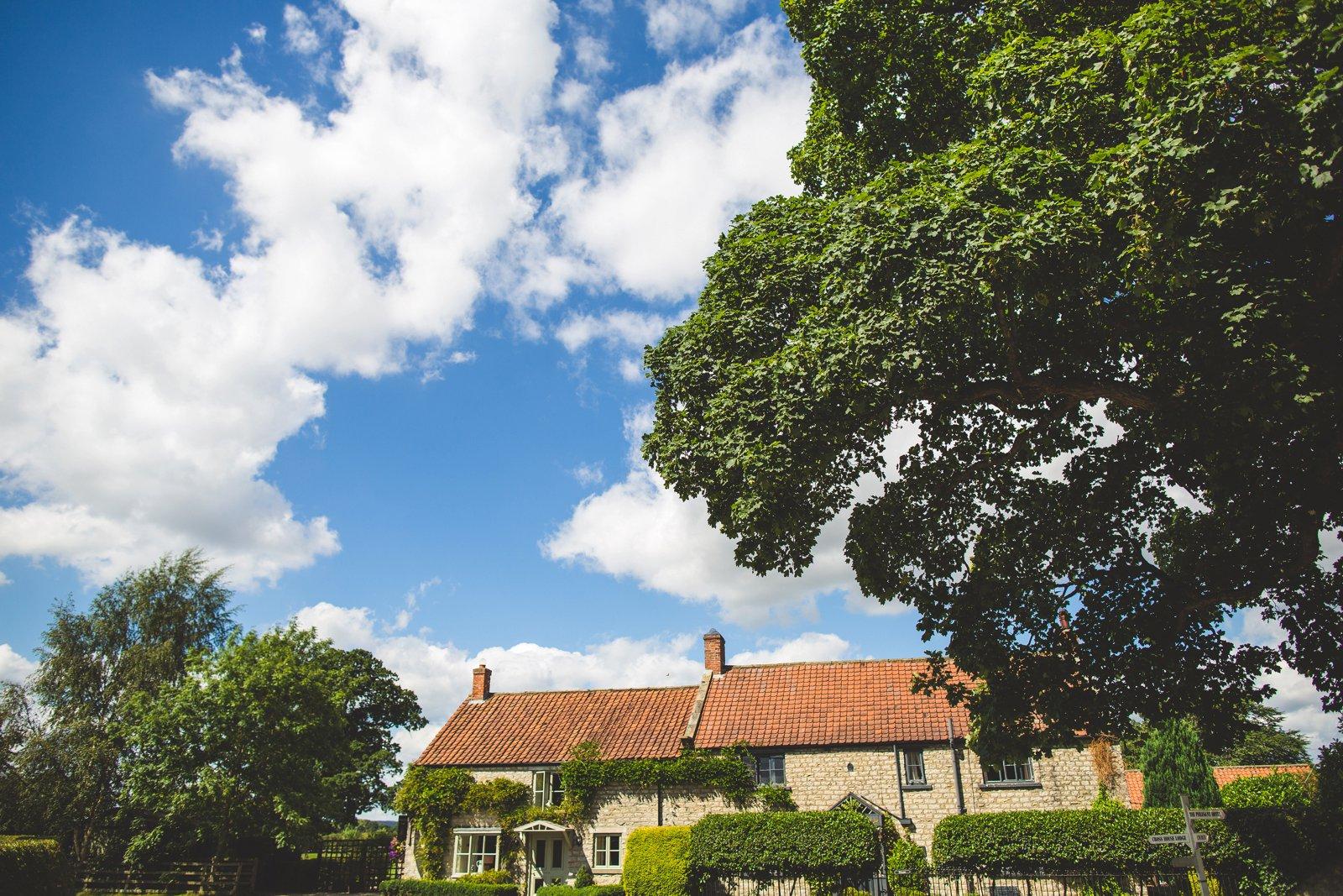 North Yorkshire wedding venue