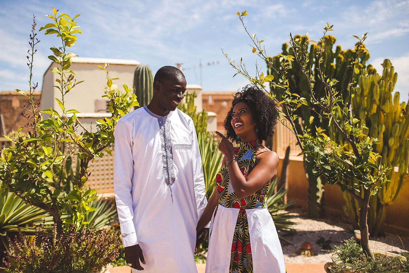 african wedding photos
