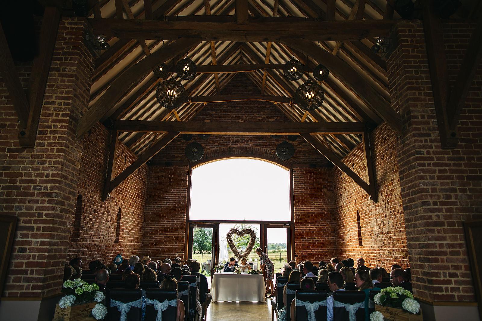 best barns uk weddings
