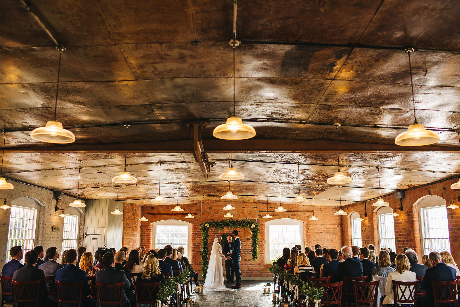 wedding at west mill derby