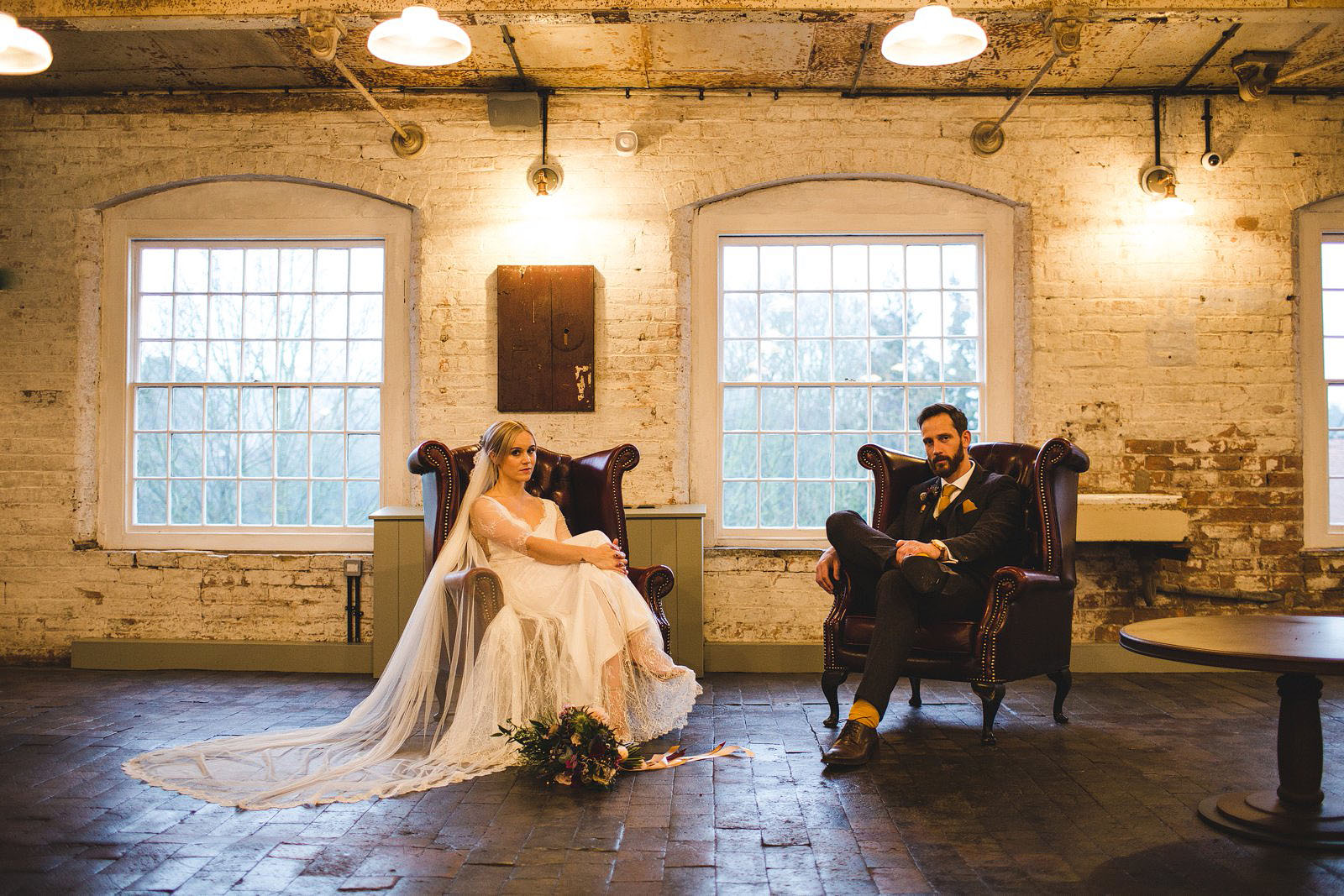 wedding photography at The West Mill