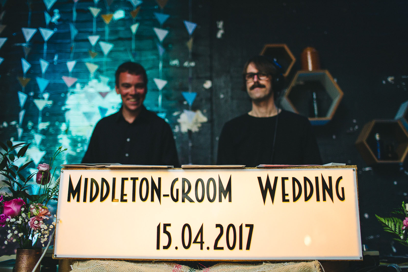 wedding djs Sheffield