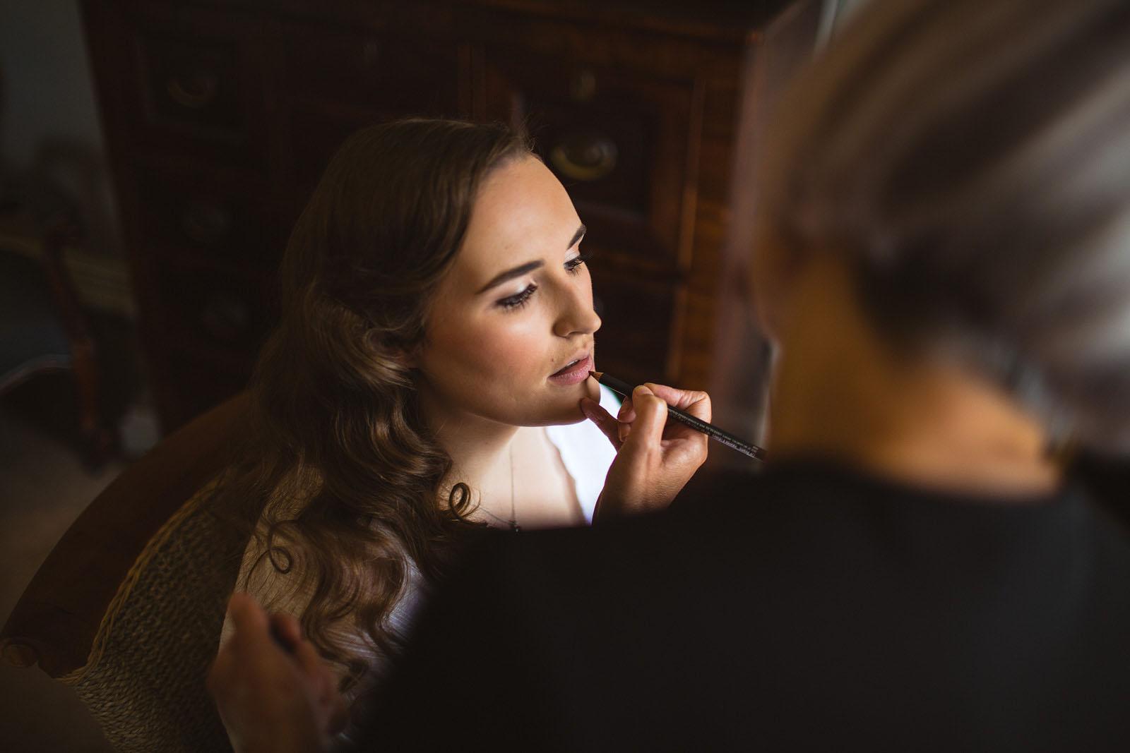york make up artist
