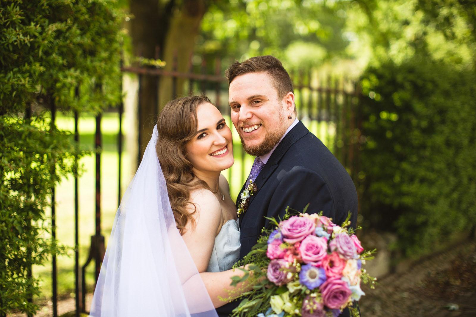 morgan steve wedding