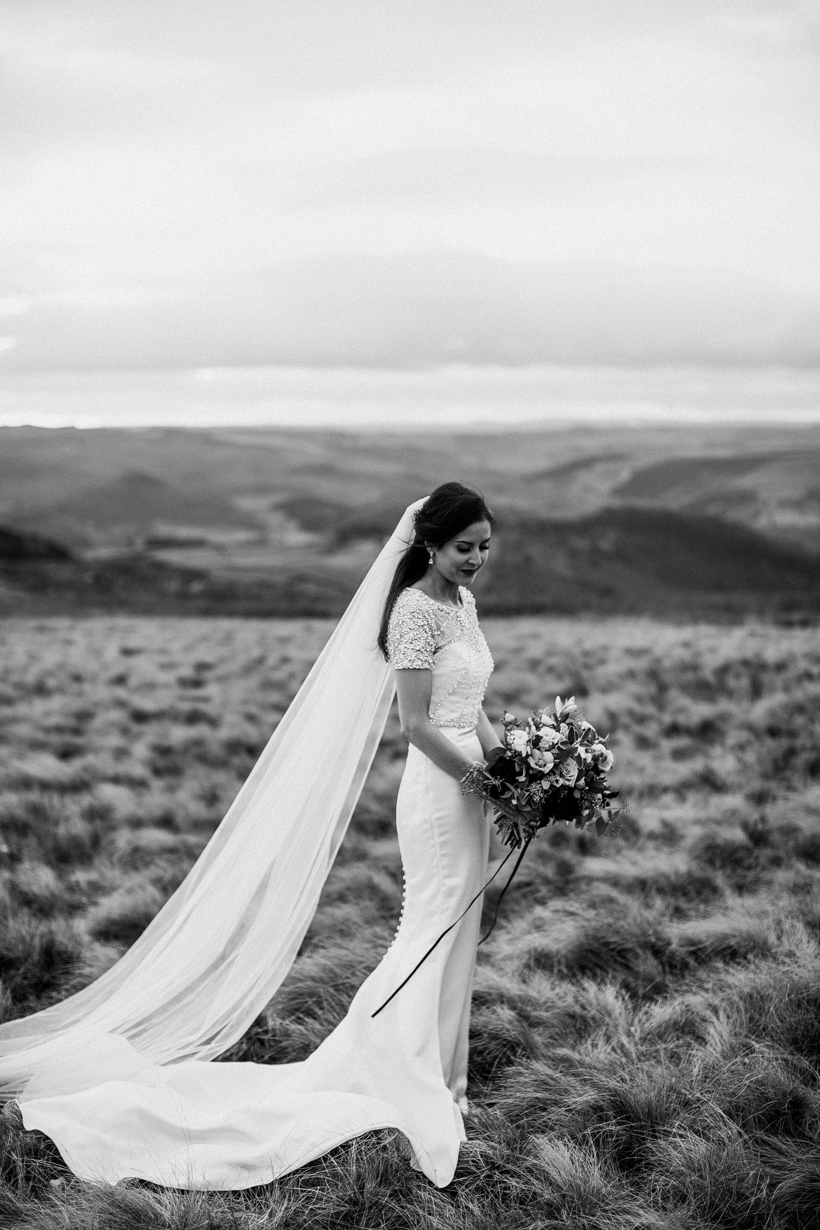 Enzoni wedding dress