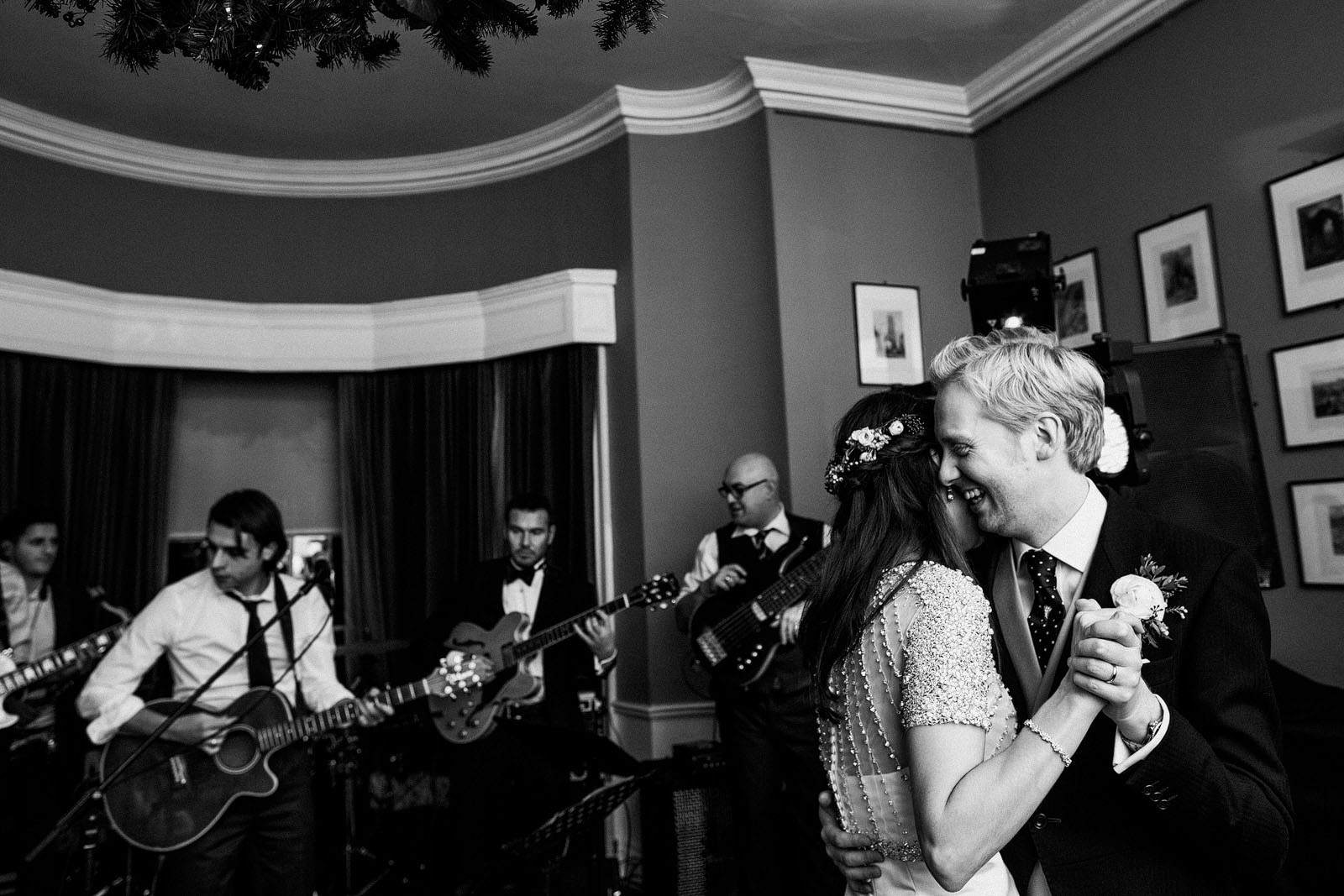 Hassop Hall Hathersage wedding