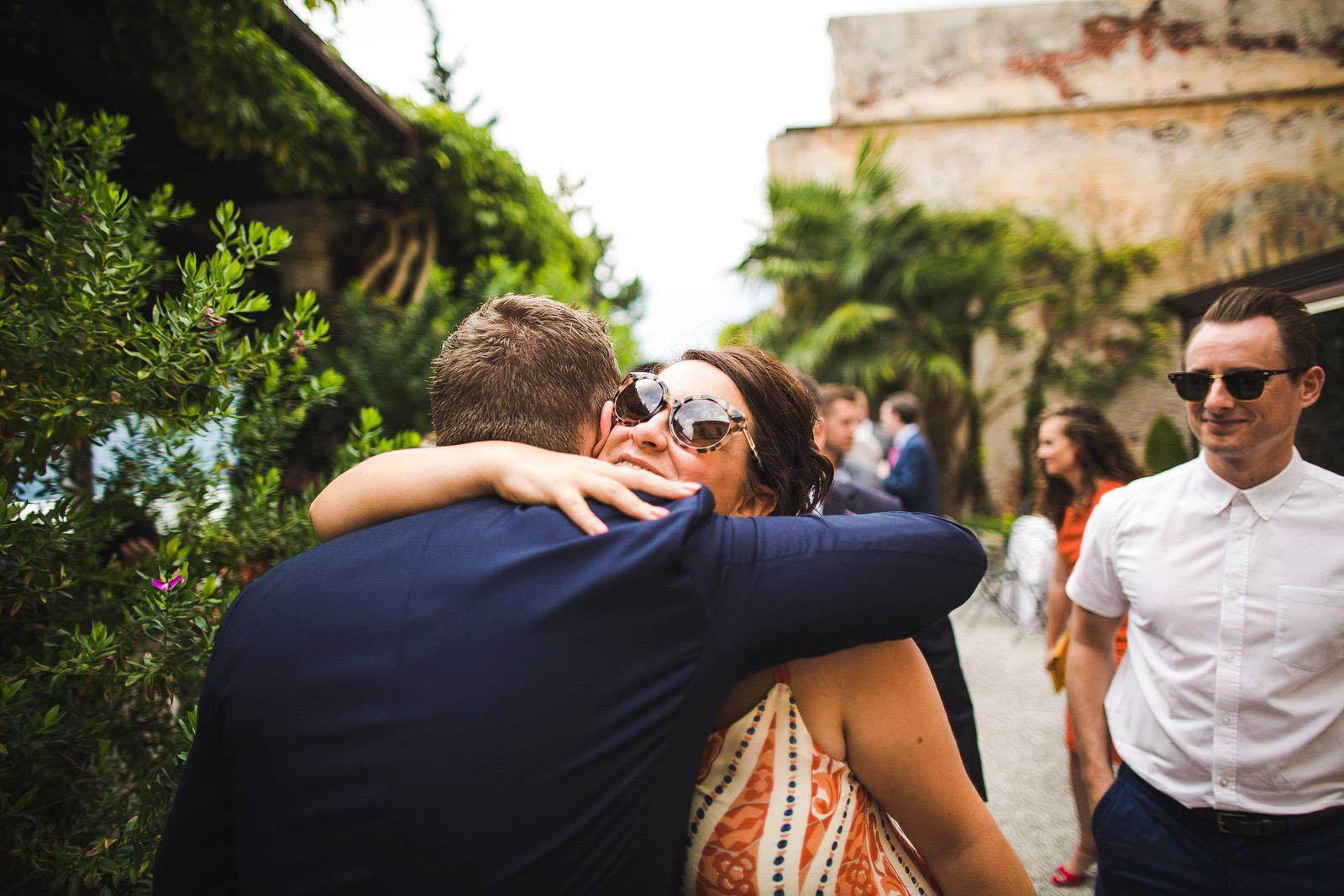 Lake Como Villa Cipresse wedding