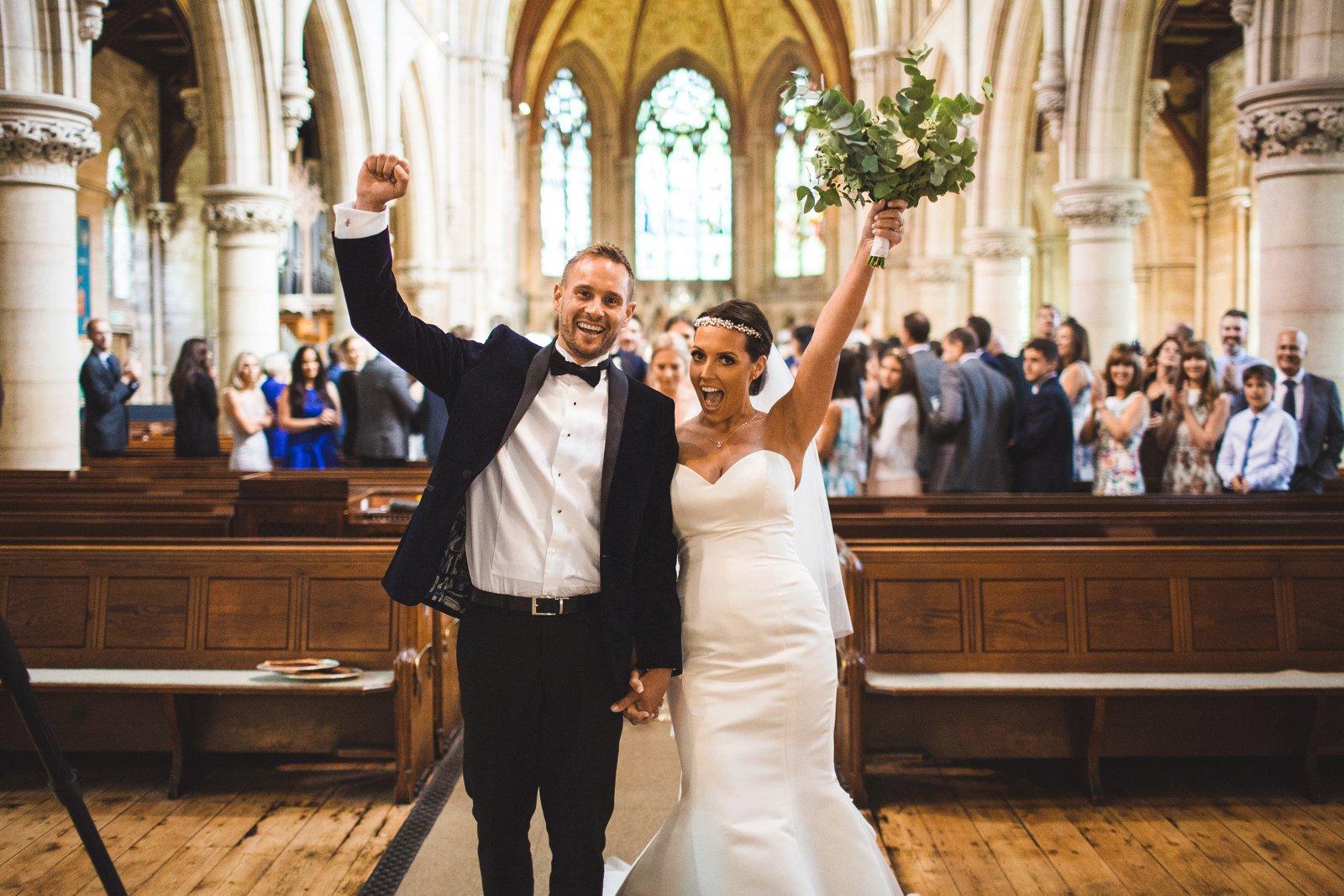 Sheffield wedding