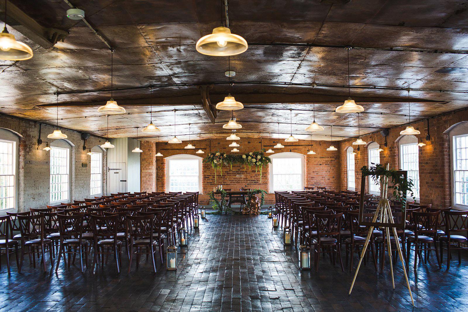 Derbyshire wedding venue