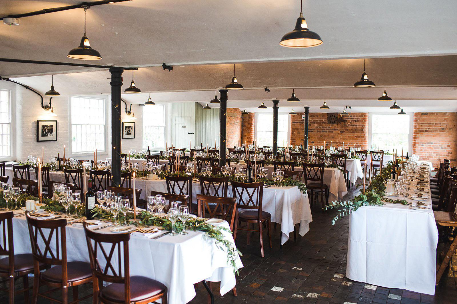 West Mill wedding 101