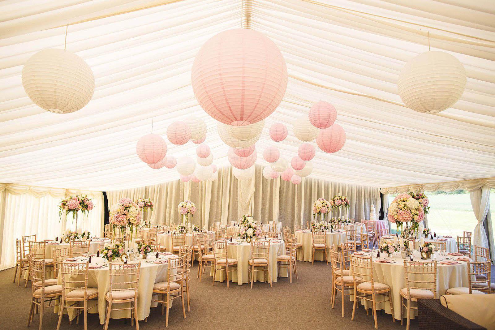 Hull marque wedding