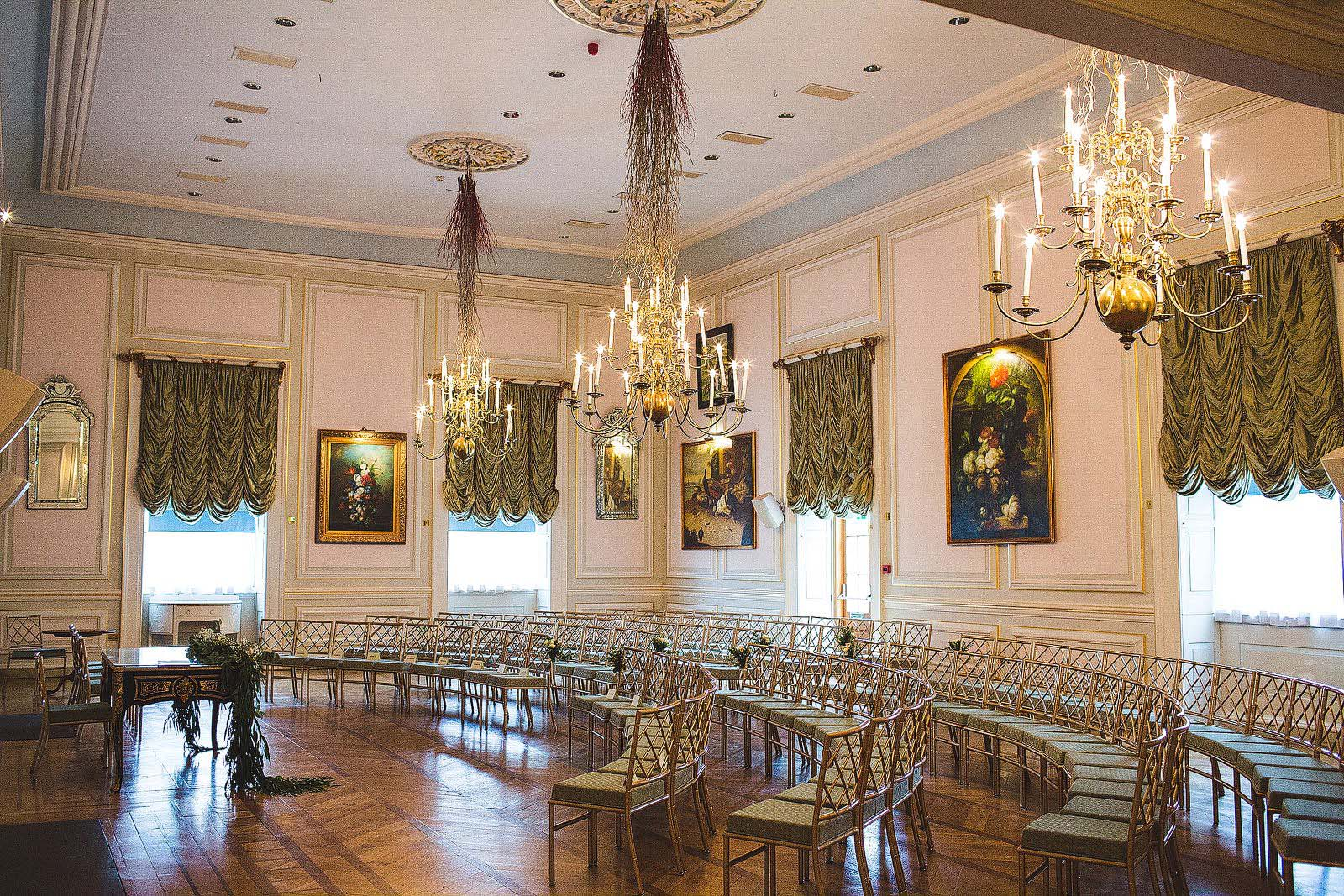 Hassop Hall