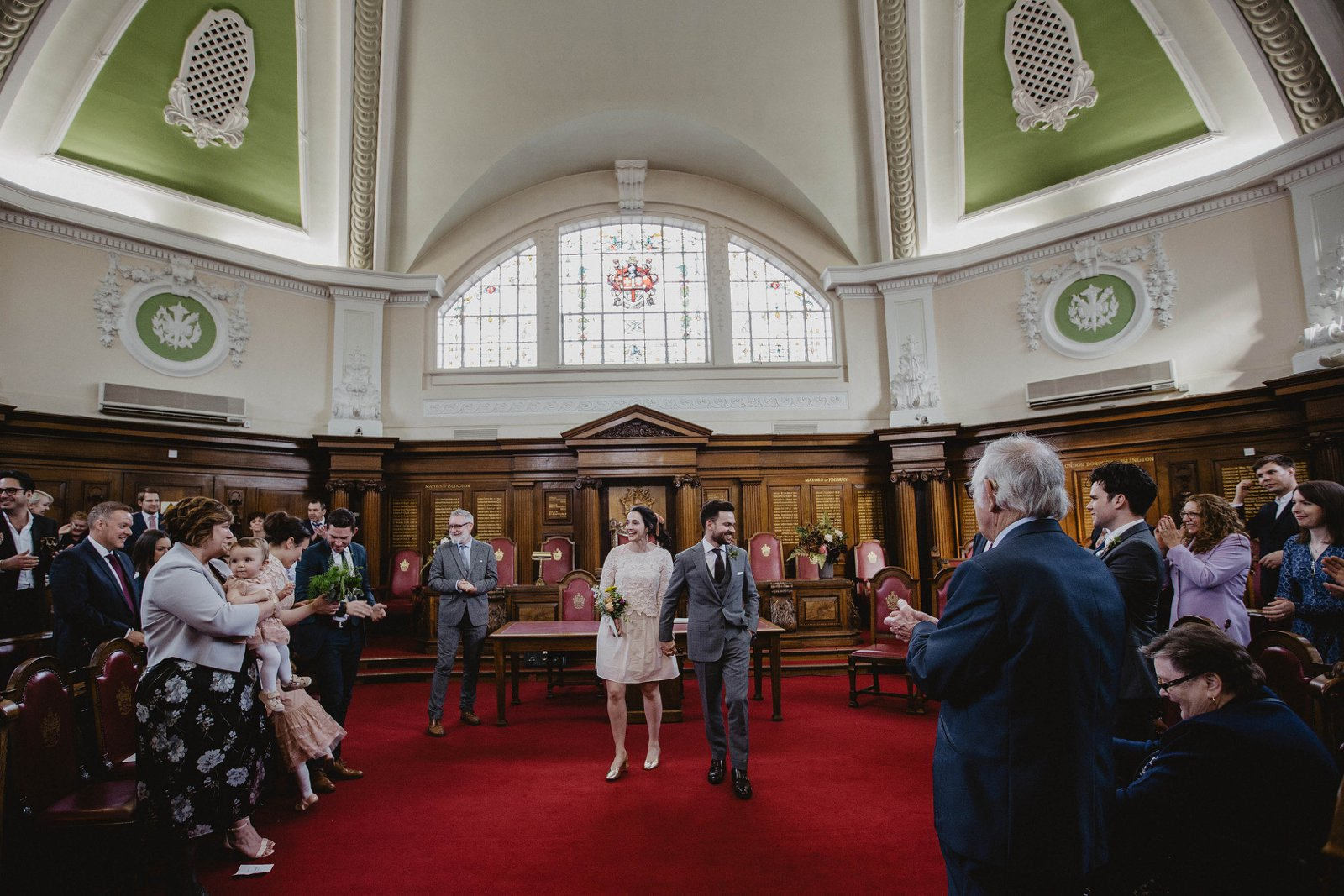 places to get married in London
