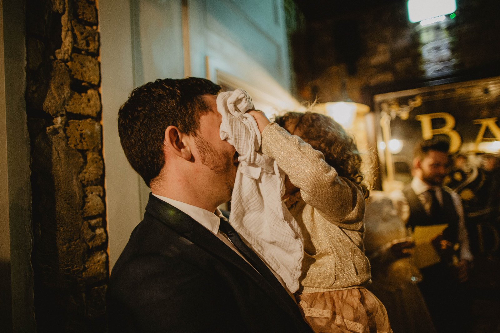 London Islington pub wedding
