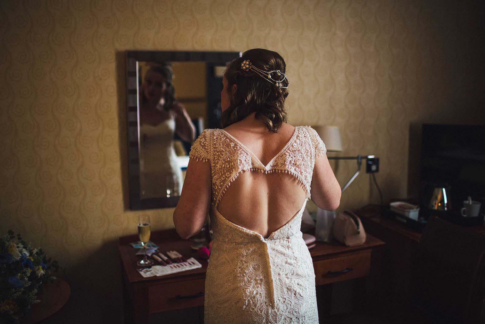 Leeds city wedding