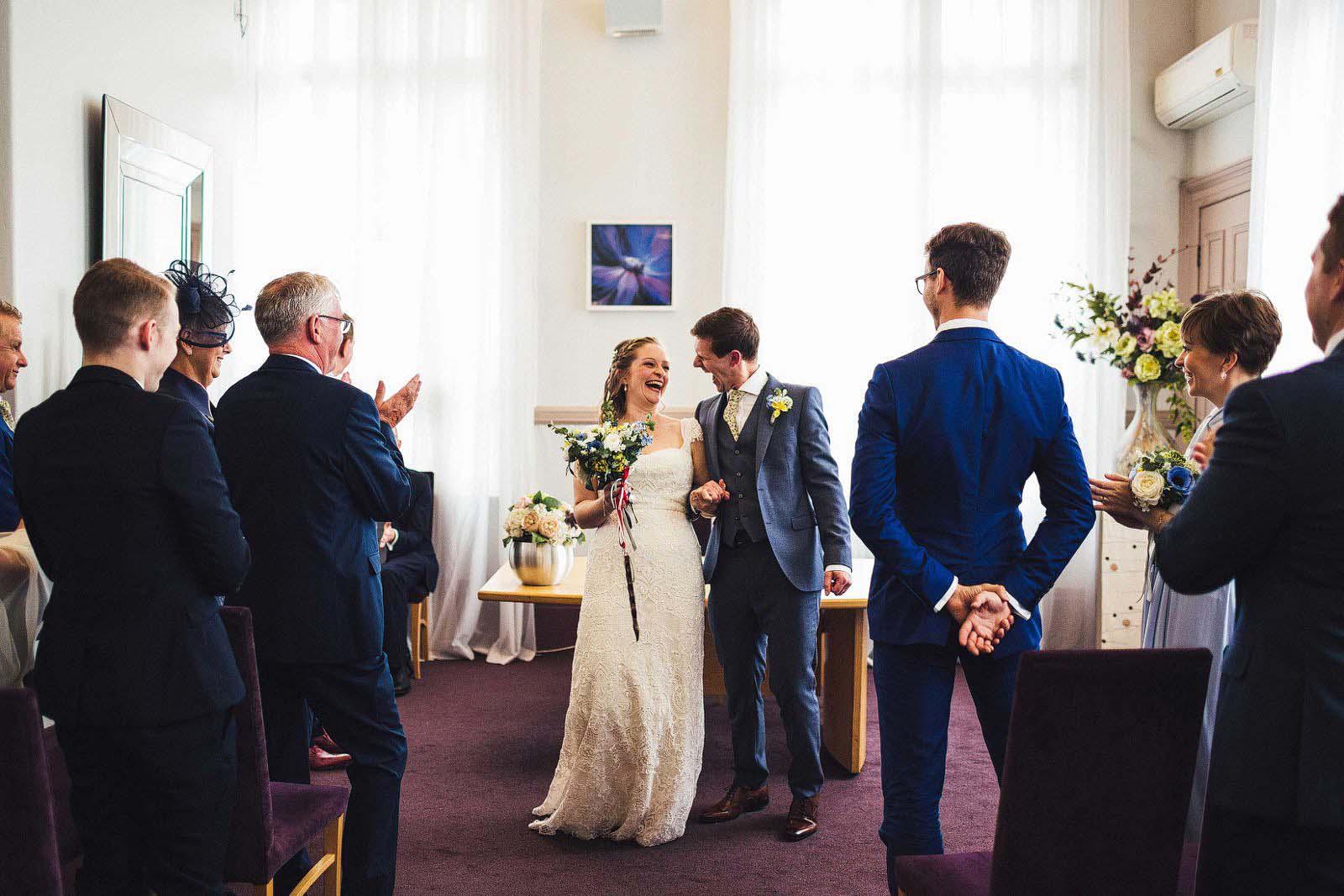Leeds wedding venue