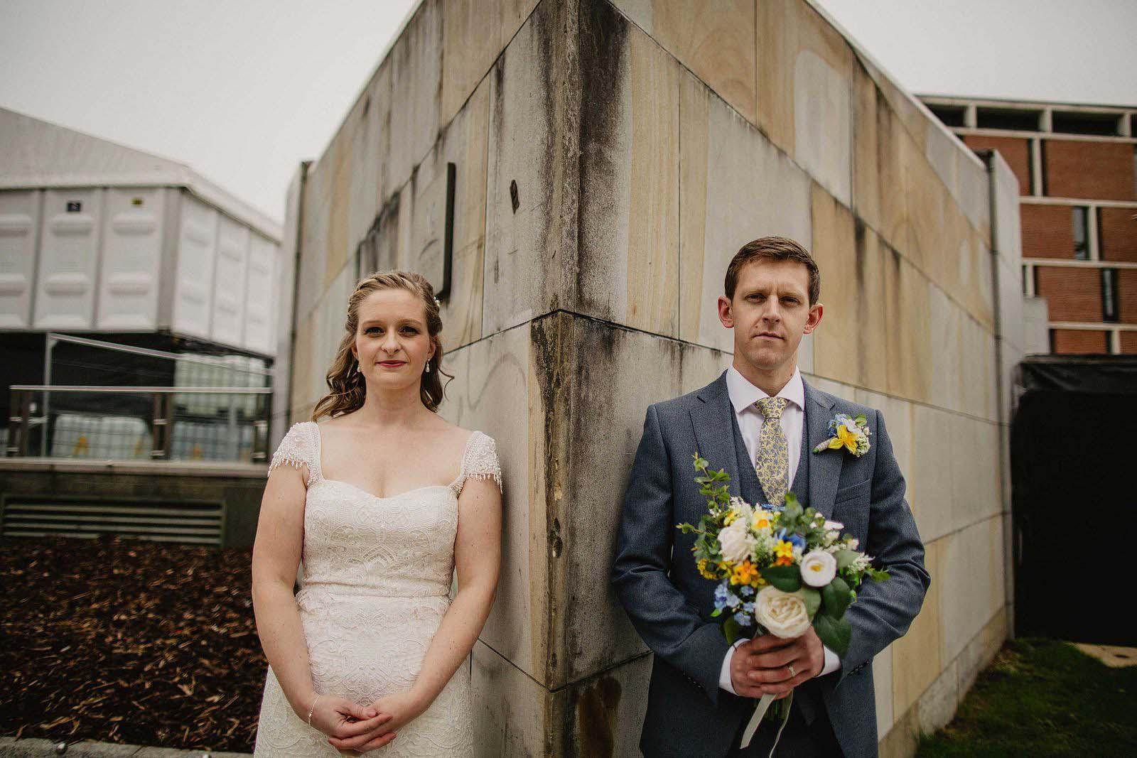 alternative Leeds wedding photographer