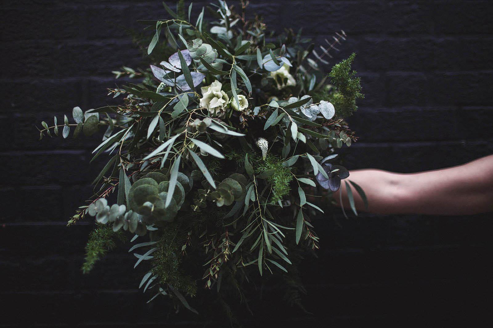 Sheffield wedding florist