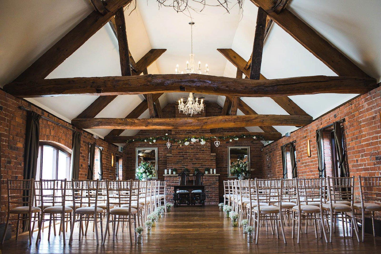 Nottingham wedding venue