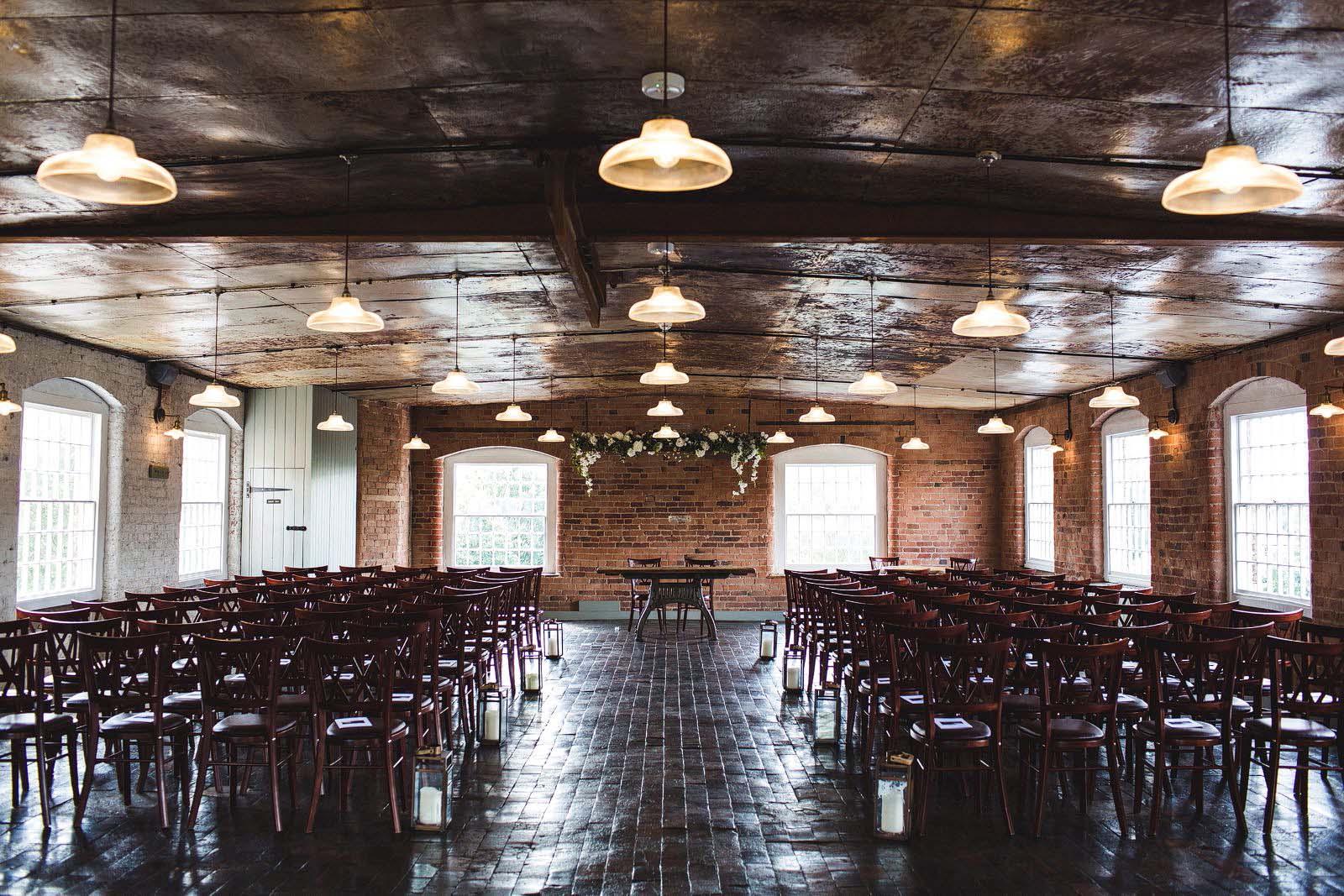 beautiful wedding venues in England