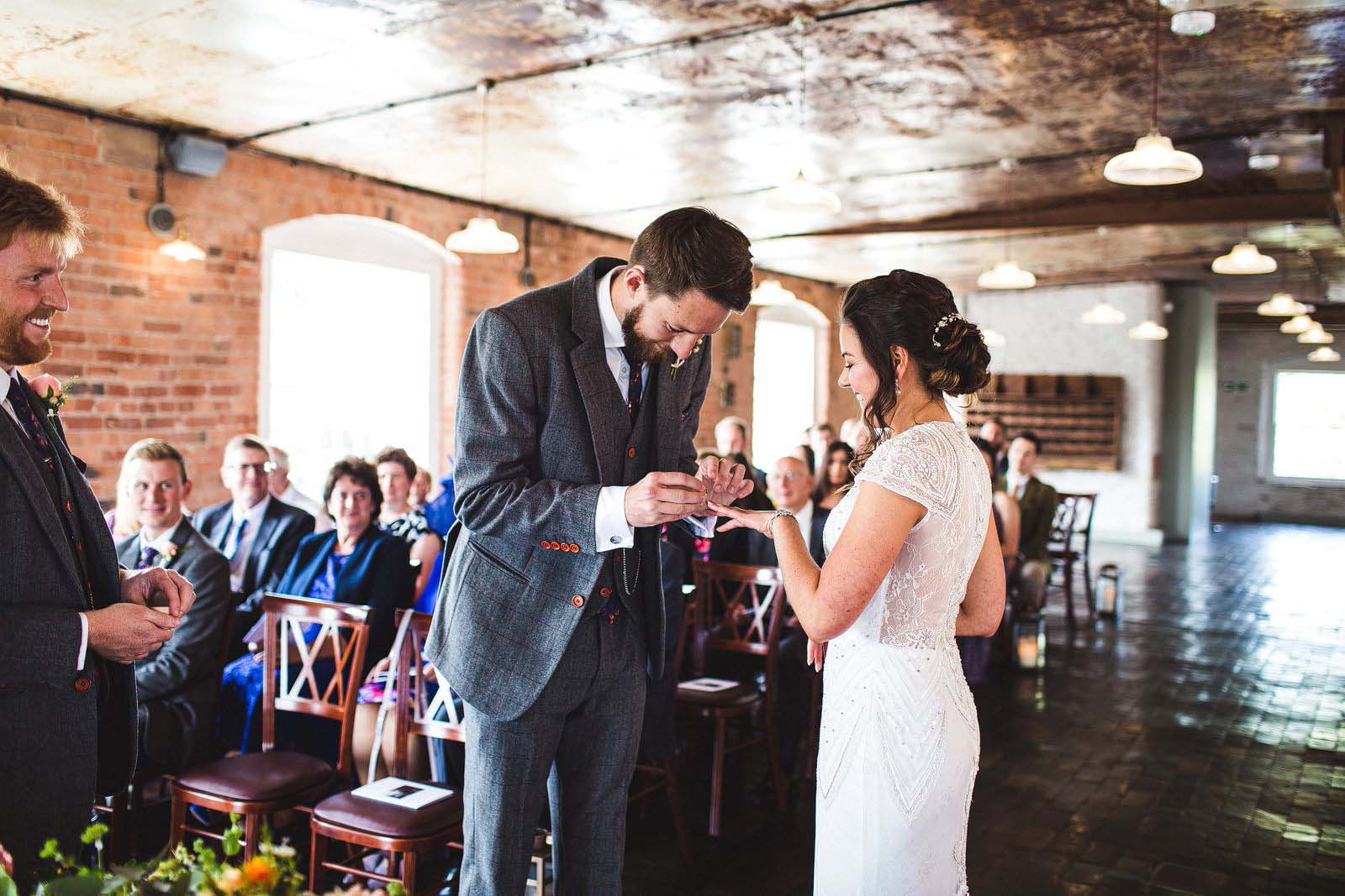 West Mill Wedding photography