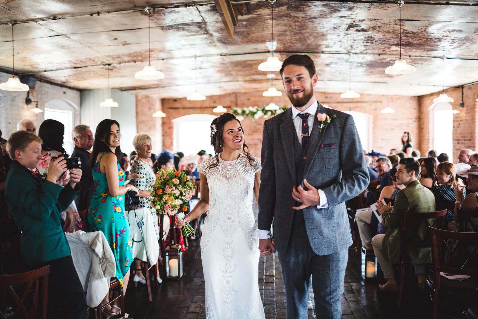 Kat and Chris wedding