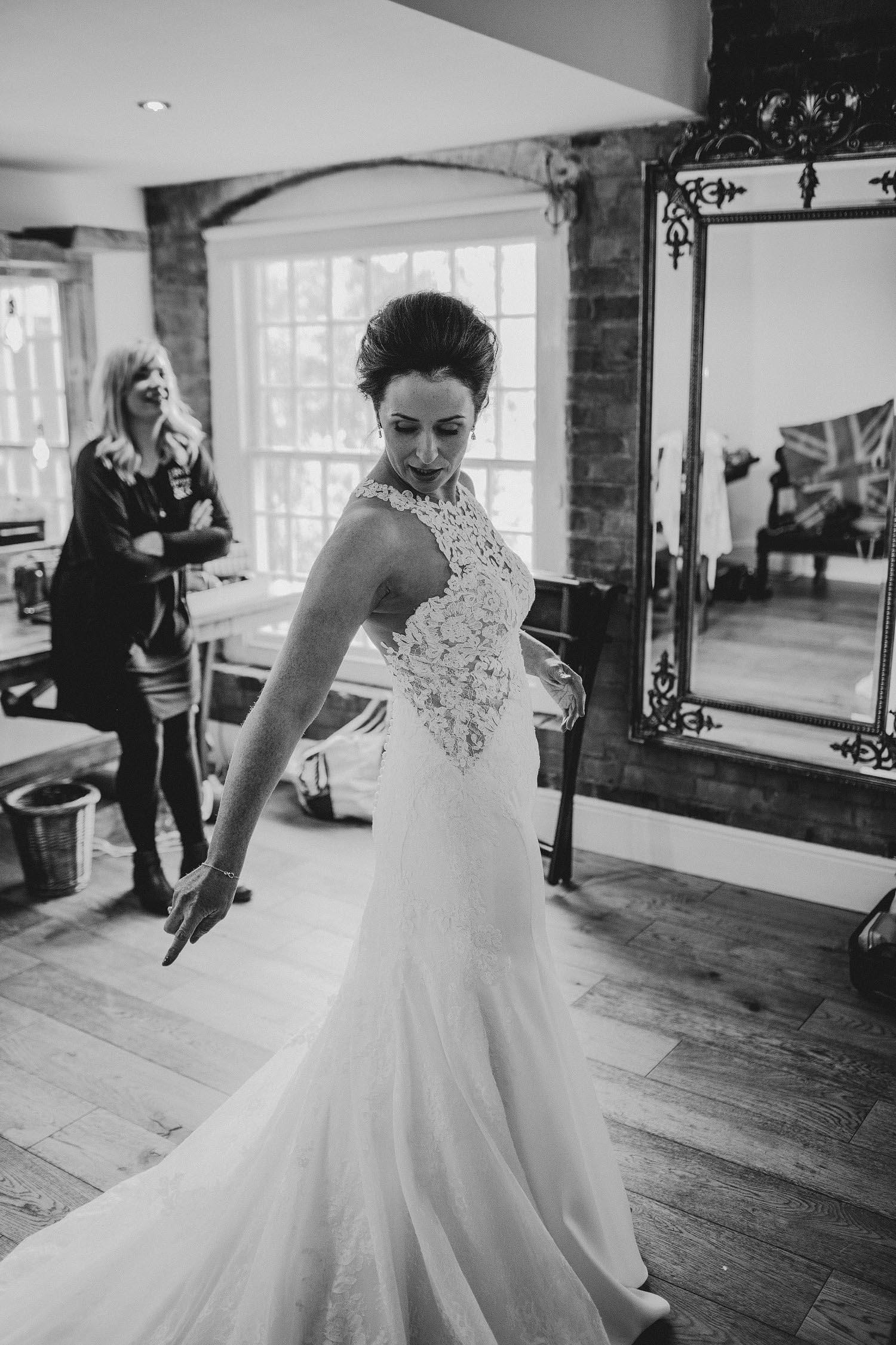 West mill wedding details