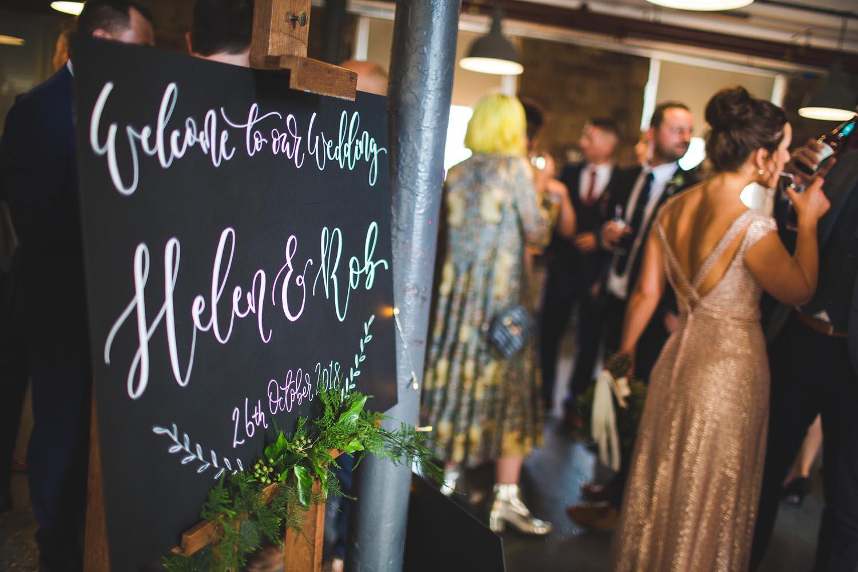 West Mill Derby wedding