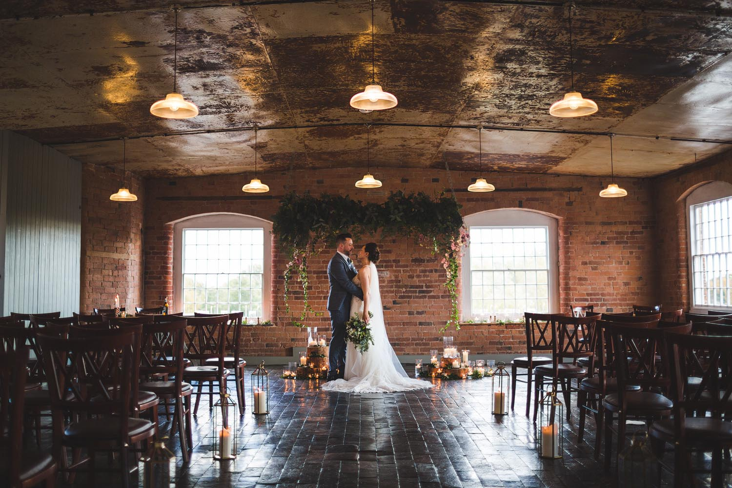 married at the west mill