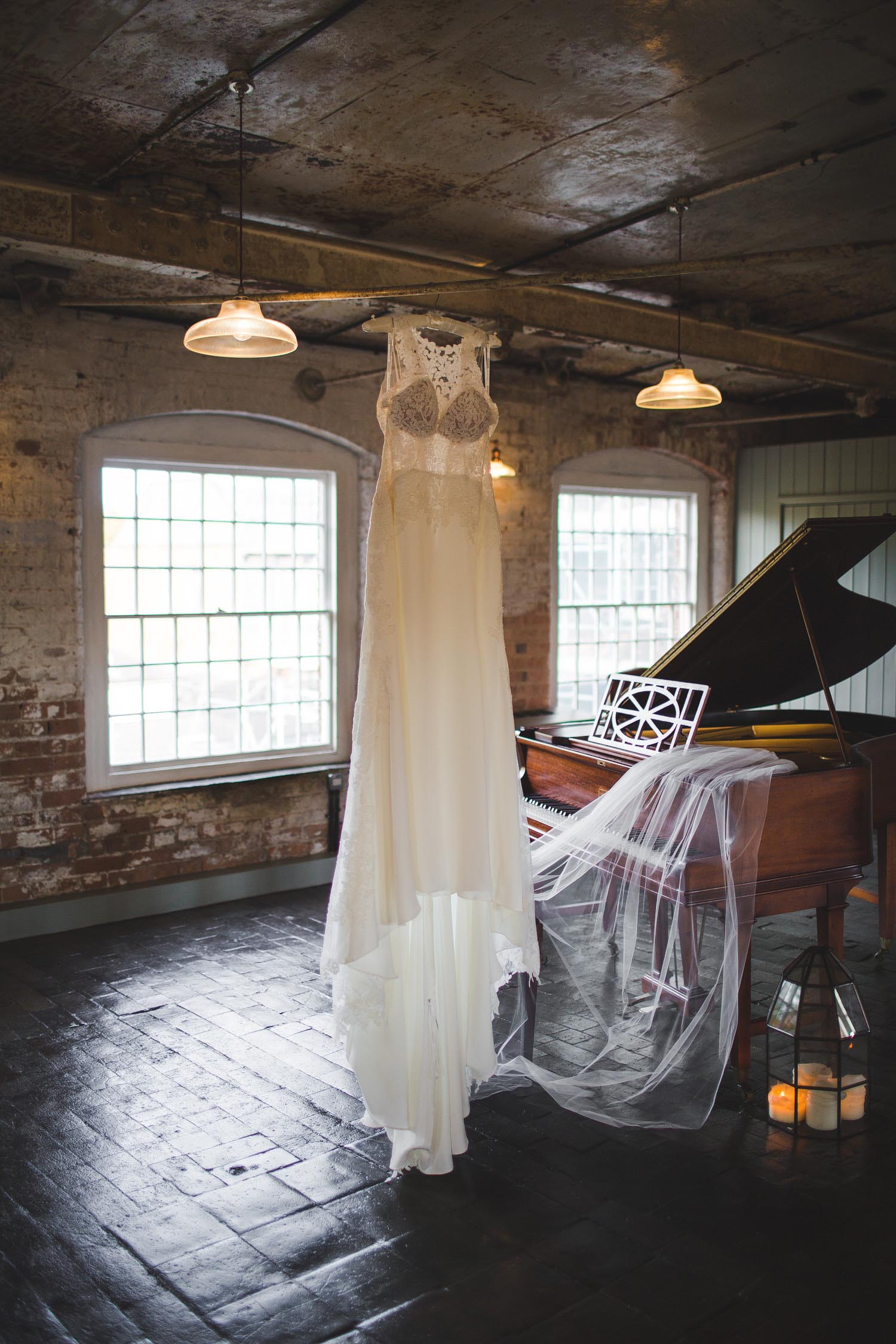 west mill Wedding dress