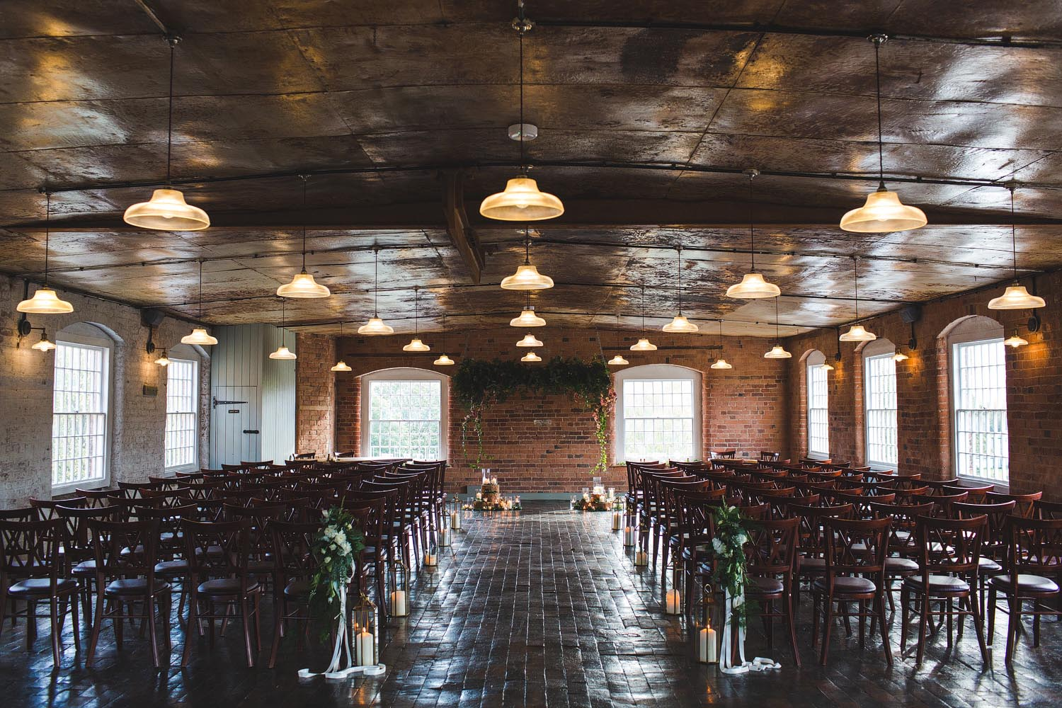 West mill ceremony room