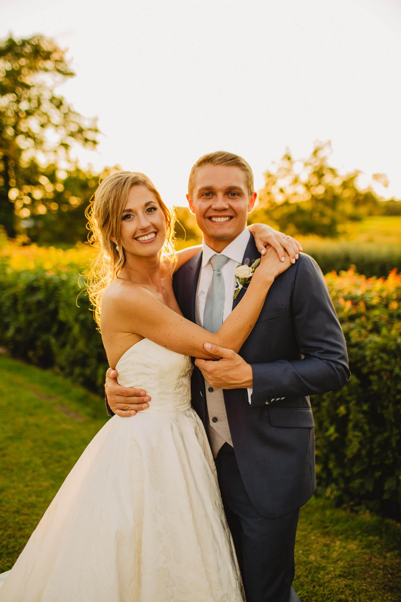 Ross Maddie wedding