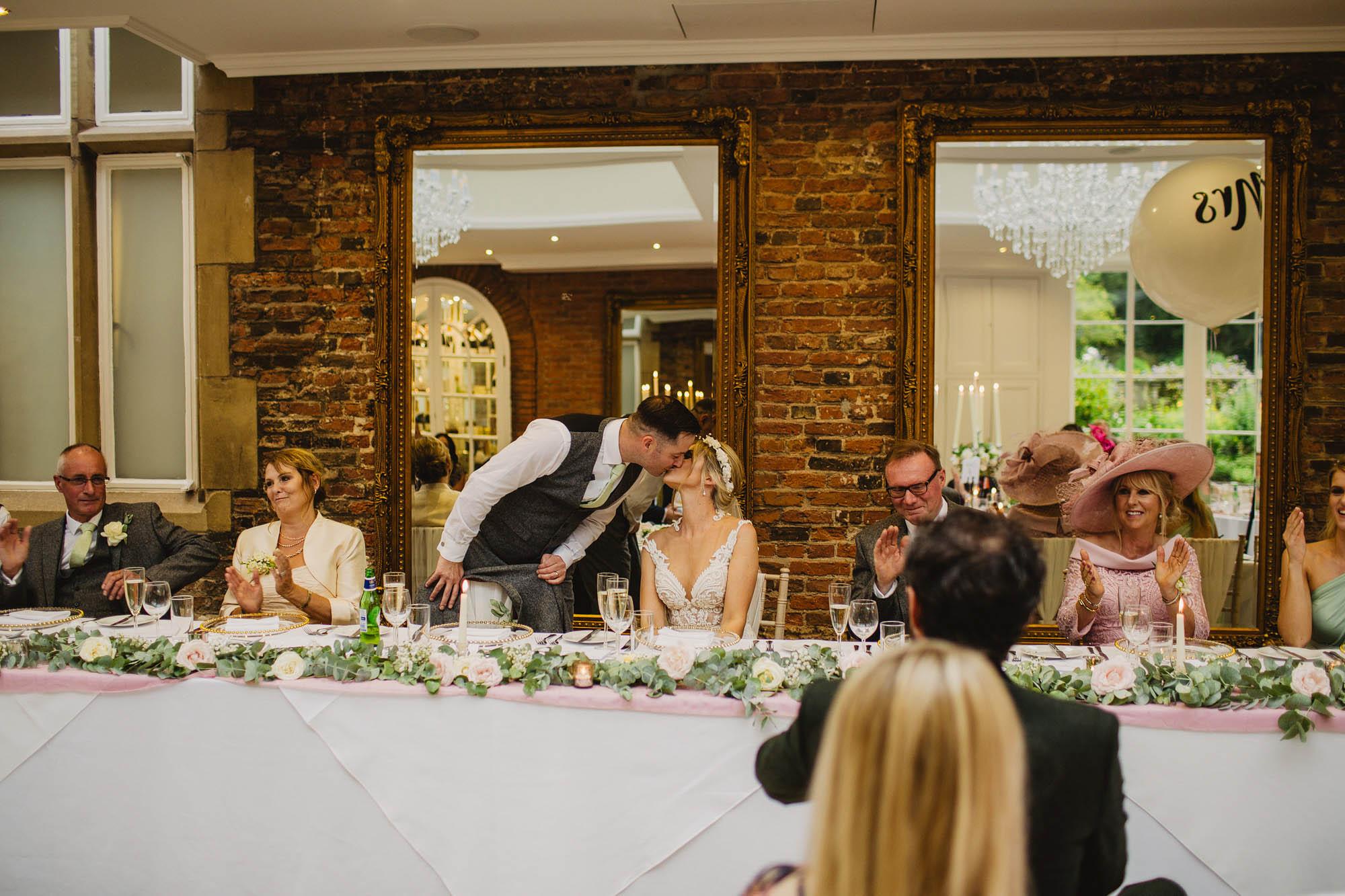 Goldsborough Hall wedding