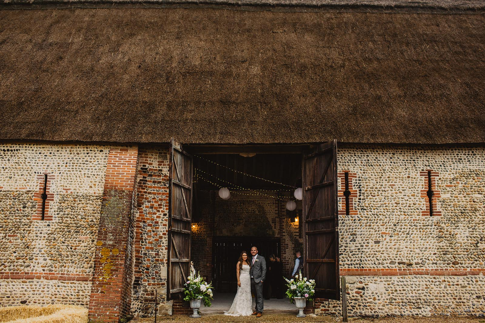 weddings at Waxham barn