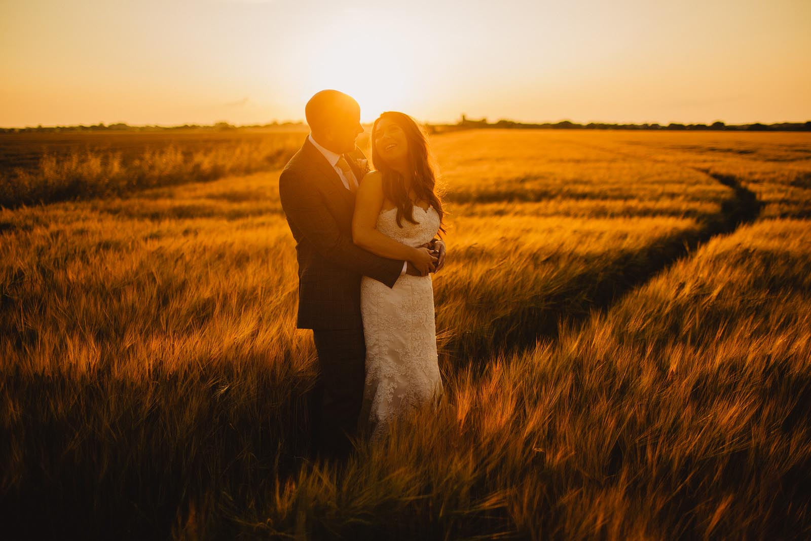 best Norfolk wedding photographers