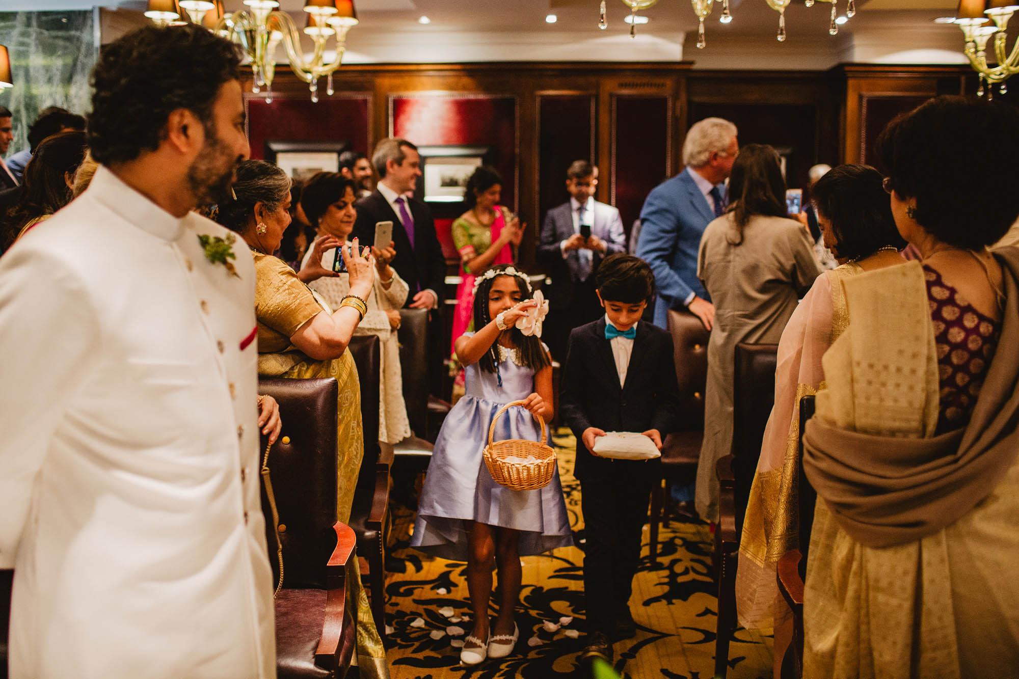 Goring hotel London wedding 12